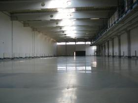 Innenansicht Halle Gebäude 2